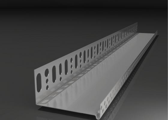 ETICS Arranque Alumínio